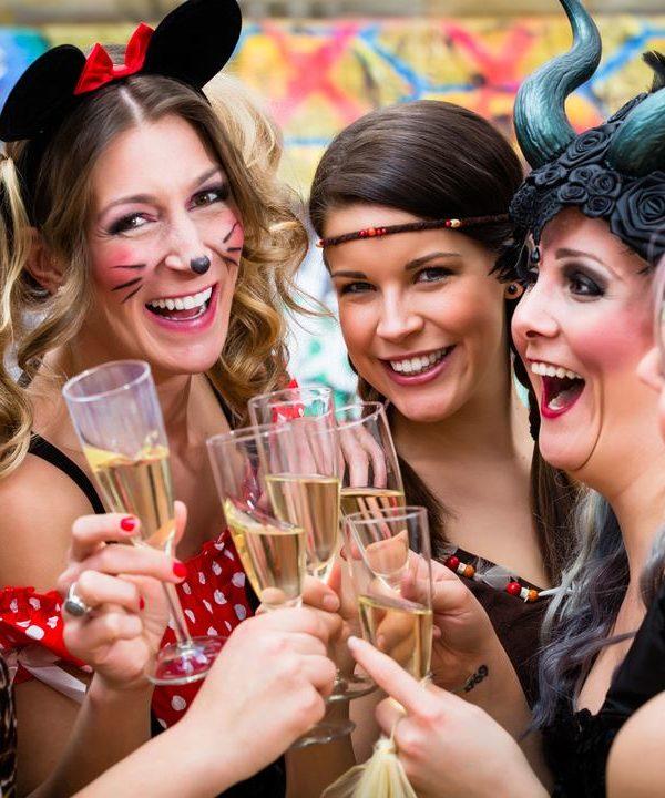 Jugendreisen zum Karneval